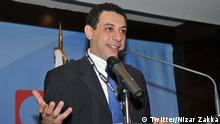 Iran Nizar Zakka verhaftet