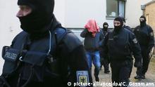 Deutschland Festnahmen bei Razzia gegen Schleusernetzwerk