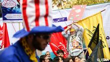 Iran Demonstration gegen USA in Teheran