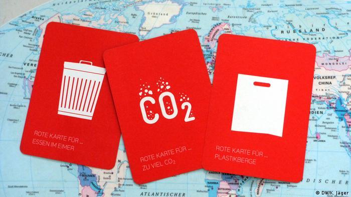 Symbolbild Umweltschutz, Klimaschutz & CO2-Emissionen