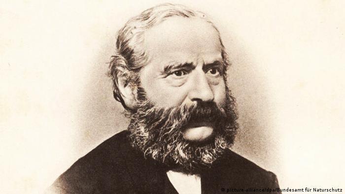 Philipp Leopold Martin Erfinder des Naturschutzes Porträt