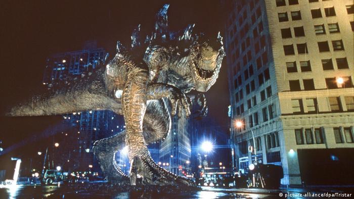 Film still Godzilla