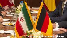 Symbolbild Beziehungen Iran Deutschland