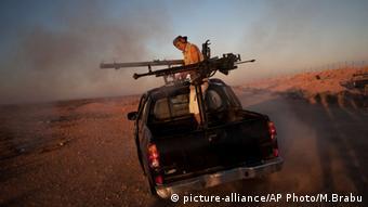 Libyen Miliz