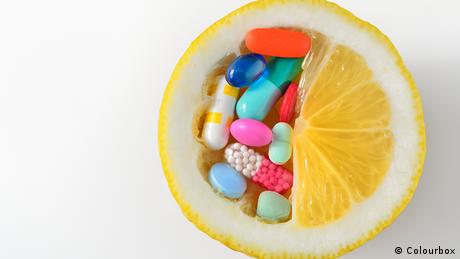 12.11.2015 DW fit und gesund Vitamin C (Colourbox)