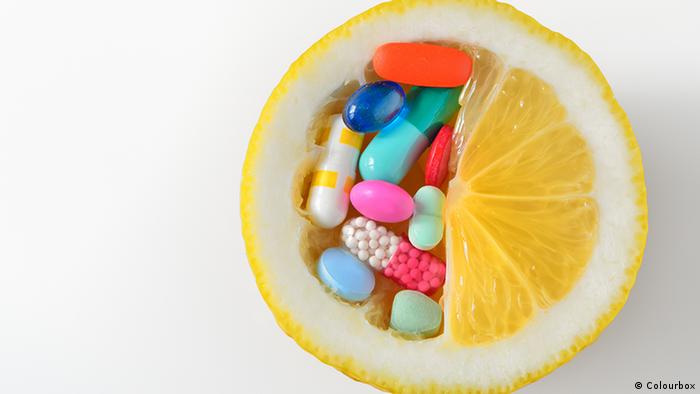 El limón, una fuente tradicional de ácido ascórbico.