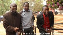 Zimbabwe Journalisten verhaftet