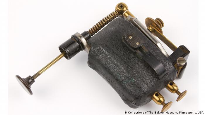 EINSCHRÄNKUNG - nur für Life Links - Weiss Vibrator