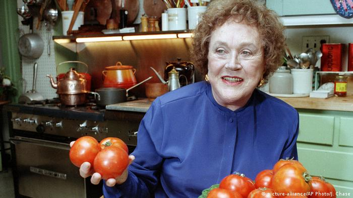 Julia Child (AP)