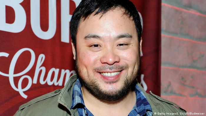 David Chang (Getty Images)