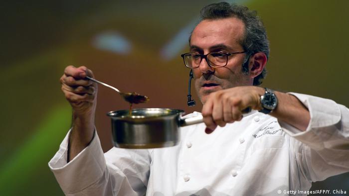 Massimo Bottura (AFP)