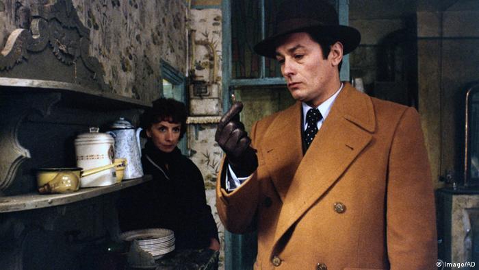 Alain Delon Monsieur Klein (Imago/AD)