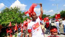 Myanmar Parlamentswahl - National League for Democracy