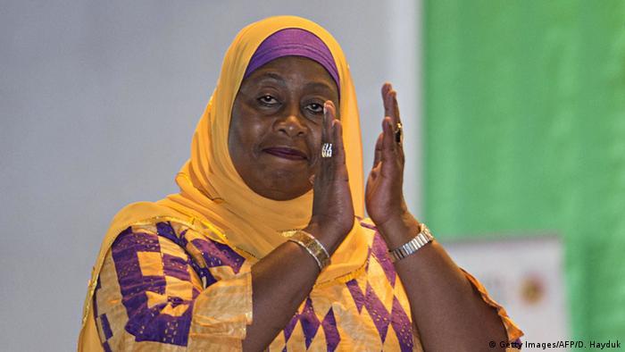 Tansania Samia Suluhu