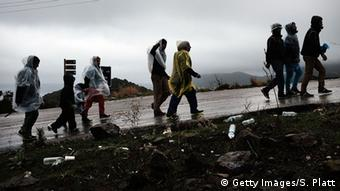 Πρόσφυγες, Ελλάδα,