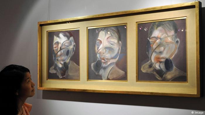 Francis Bacon Selbstportraits Serie