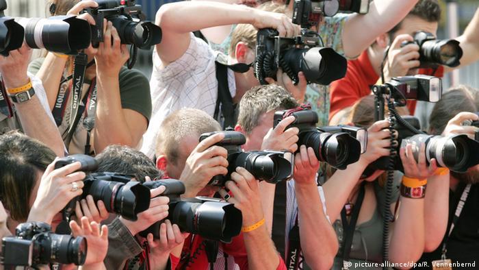Symbolbild Journalismus