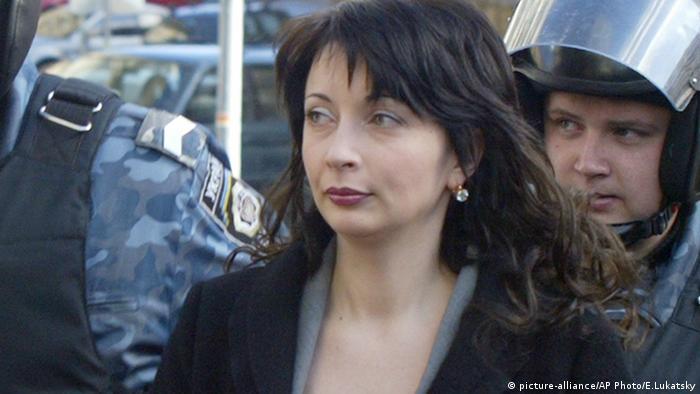 Олена Лукаш (фото з архіву)