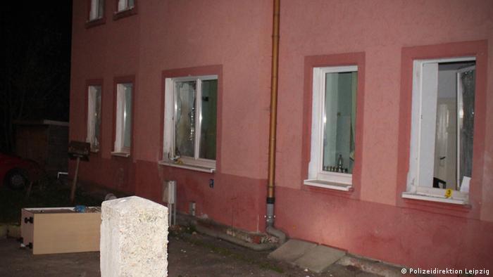 Freital Anschlag Asylunterkunft (Polizeidirektion Leipzig)
