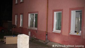 Freital Anschlag Asylunterkunft
