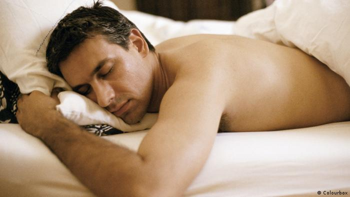 Symbolbild Schlaf Schlafen