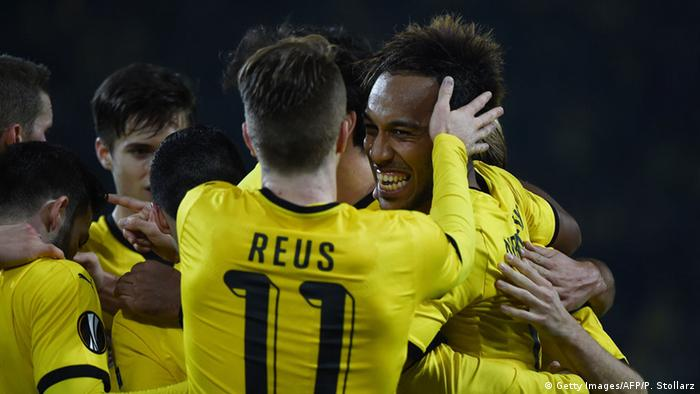 UEFA Europa League Borussia Dortmund vs. Qabala FK
