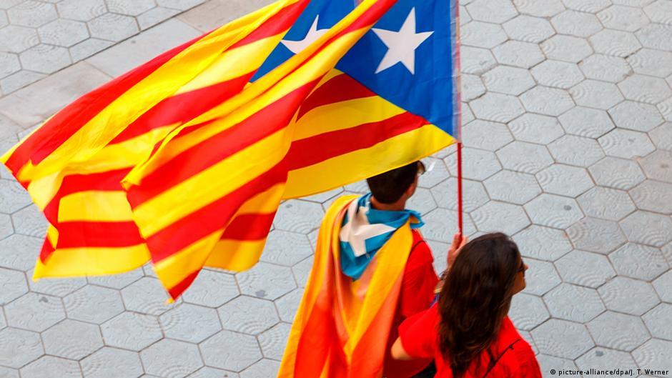 Парламенту Каталонии разрешено голосовать о независимости   Новости из Германии о Европе   DW   06.11.2015