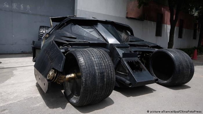 Batmobil (Foto: Picture-Alliance)
