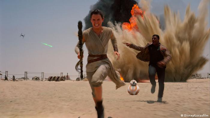 Filmstill Star Wars The Force Awakens (Disney/Lucasfilm)