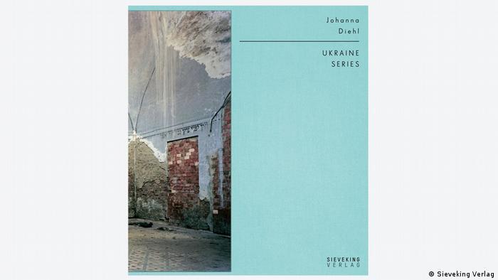 Бывшие синагоги Украины. Обложка фотоальбома