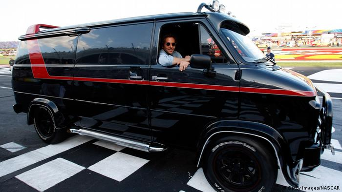 GMC Van (Foto: Getty Images/NASCAR)