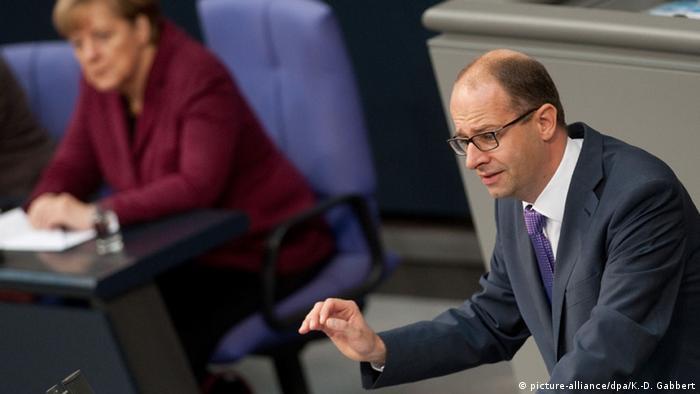 Deutschland Debatte über die Sterbehilfe im Bundestag