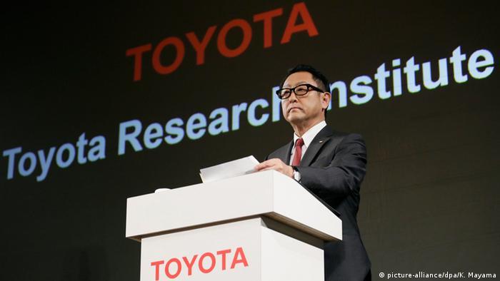 Toyota Silicon Valley Akio Toyoda