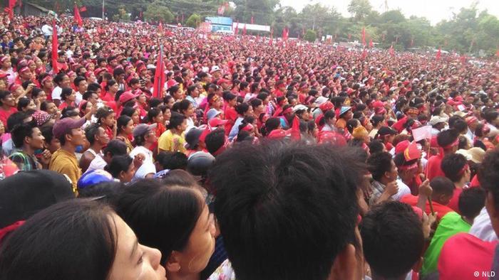 Myanmar Wahlen