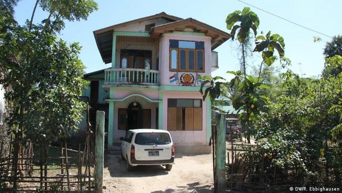 Myanmar Wahlen Aung San Suu Kyis Haus