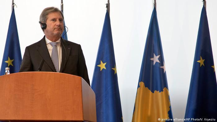 ЕС планирует начать переговоры о членстве Албании и Македонии