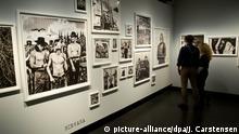 Deutschland Berliner C/O Galerie Retrospektive Anton Corbijn
