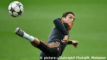 Portugal Fußballspieler Cristiano Ronaldo