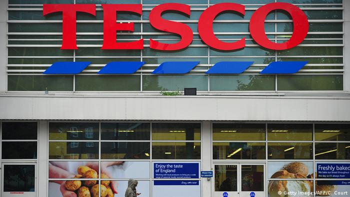Tesco store (Getty Images/AFP/C. Court)