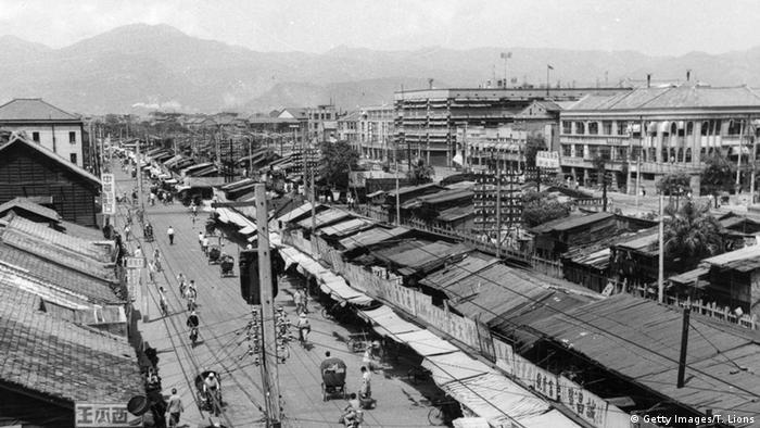 Taipei in 1955