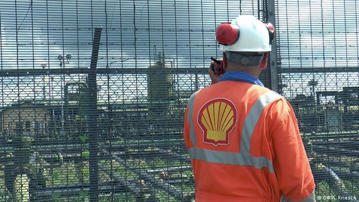 Nigeria Ogoniland Shell (DW/A. Kriesch)