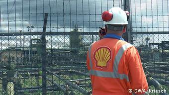 Kamfanin Shell ya share shekaru aru-aru yana aikin hakar mai a Najeriya