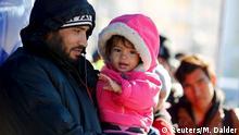 Deutschland Flüchtlinge