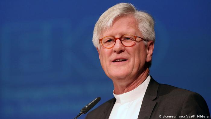 EKD Ratsvorsitzender Heinrich Bedford-Strohm