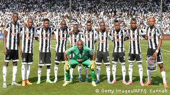 Afrika Fußball Champions League TP Mazembe - USM Algers