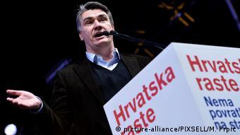 Лидер СДП Зоран Миланович