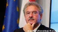 Luxemburg Jean Asselborn Außenminister
