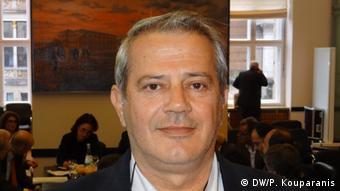 Ο Μιχάλης Γεράνης, πρόεδρος του Συλλόγου Διαχείρισης Αποβλήτων Κεντρικής Μακεδονίας