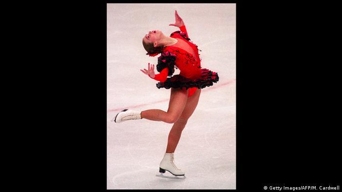На Олимпиаде в Калгари