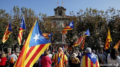 КСИспании аннулировал резолюцию Каталонии онезависимости